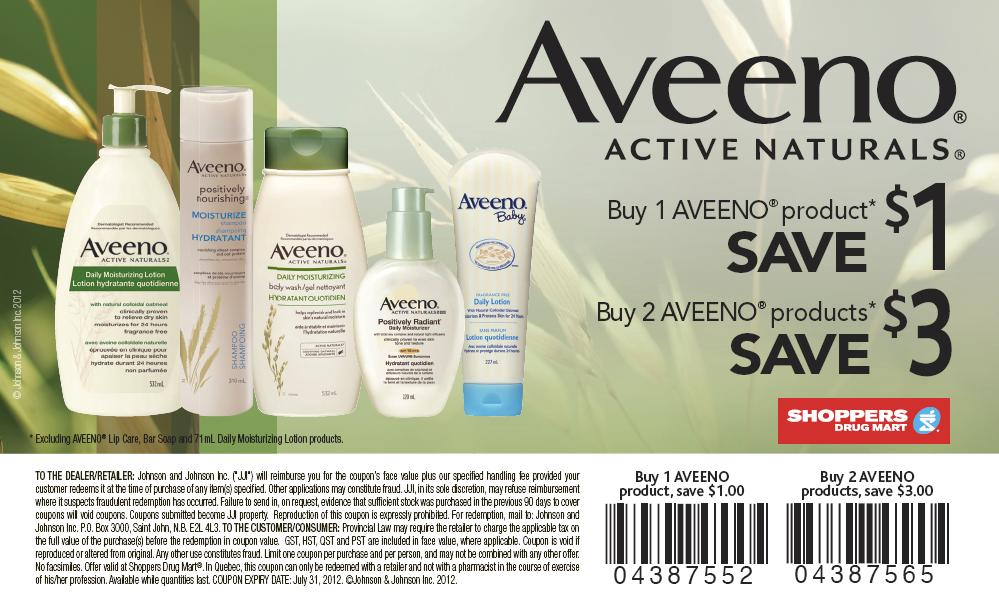 picture relating to Aveeno Coupon Printable identify Aveeno - Information and facts
