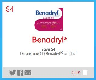 picture relating to Benadryl Printable Coupon named Benadryl - Facts