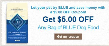 photograph regarding Blue Buffalo Dog Food Coupons Printable titled Blue pet dog food stuff - Info