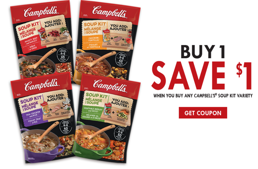 graphic regarding Campbell Soup Printable Coupon called Campbells Soup Package - Facts