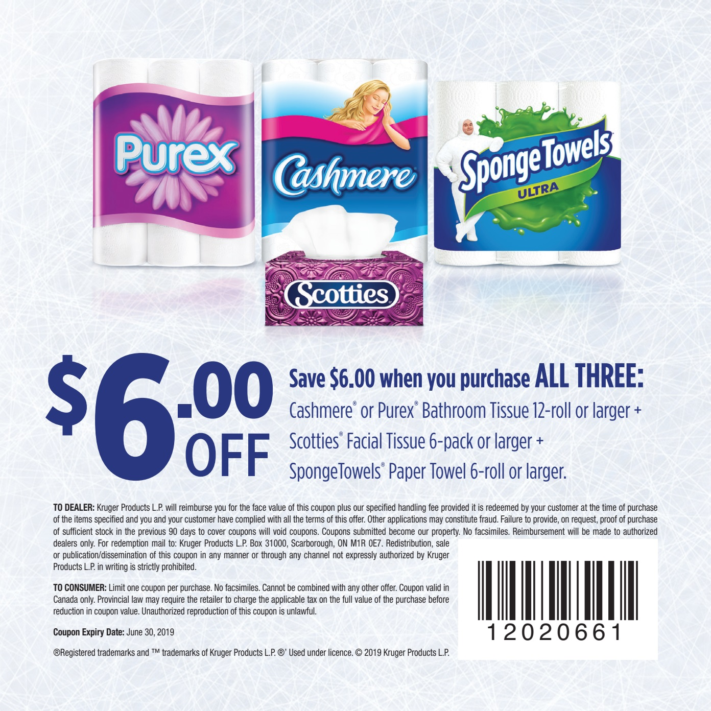 picture regarding Blockbuster Printable Coupon titled Cashmere, Purex, SpongeTowels or Scotties - Information