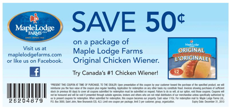 Shady maple discount coupons