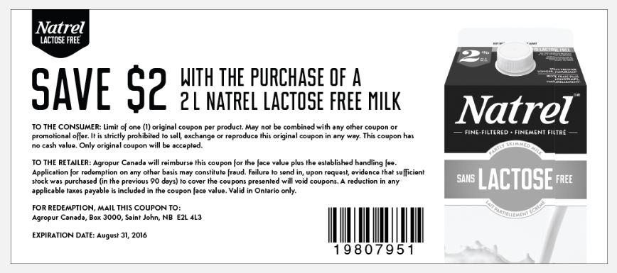 24788c2153 Natrel Lactose-free Milk - Details