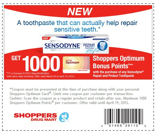 photo regarding Sensodyne Printable Coupon referred to as Sensodyne - Facts