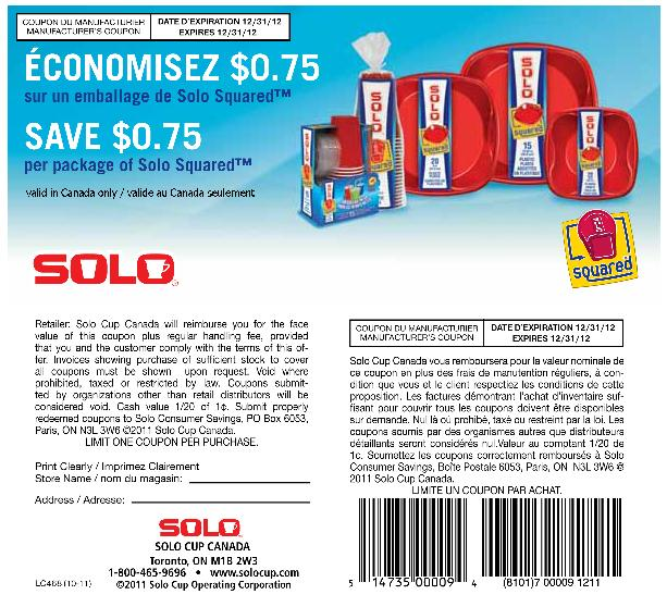solo cups printable coupons